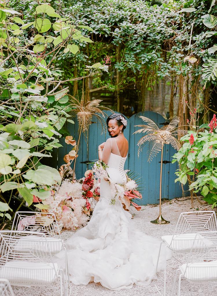Historic Walton House | Miami Tropical Wedding Photographer | Lauren Galloway Photography -49.jpg
