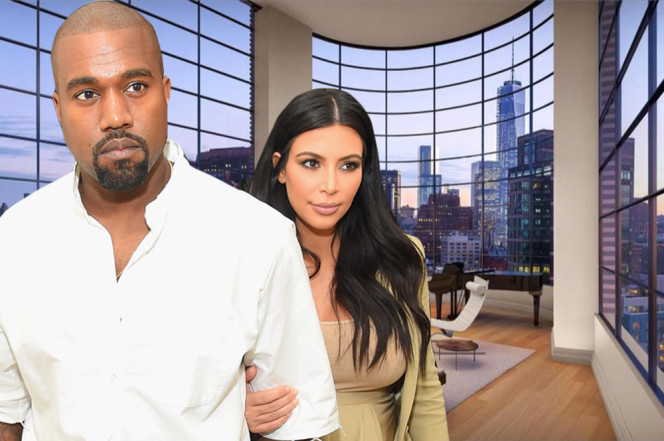 Kanye West And Kim Kardashian Want To Pay Their Nyc Rent In