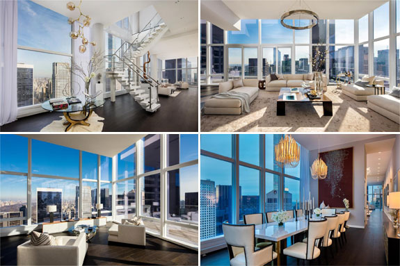 The Baccarat Penthouse