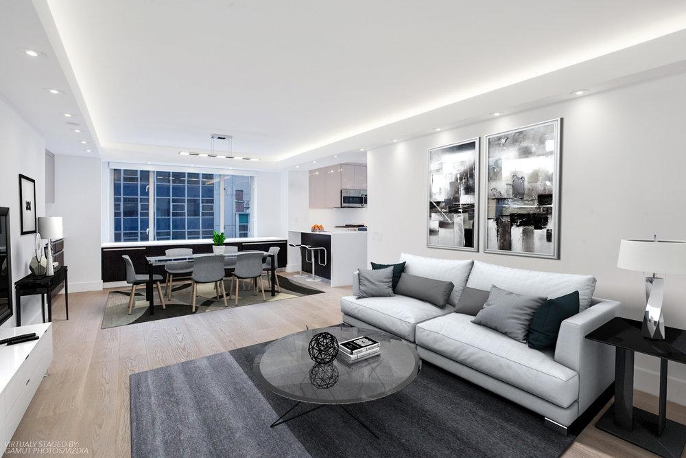 200 East 57th Street, Unit 7M - $2,495,000