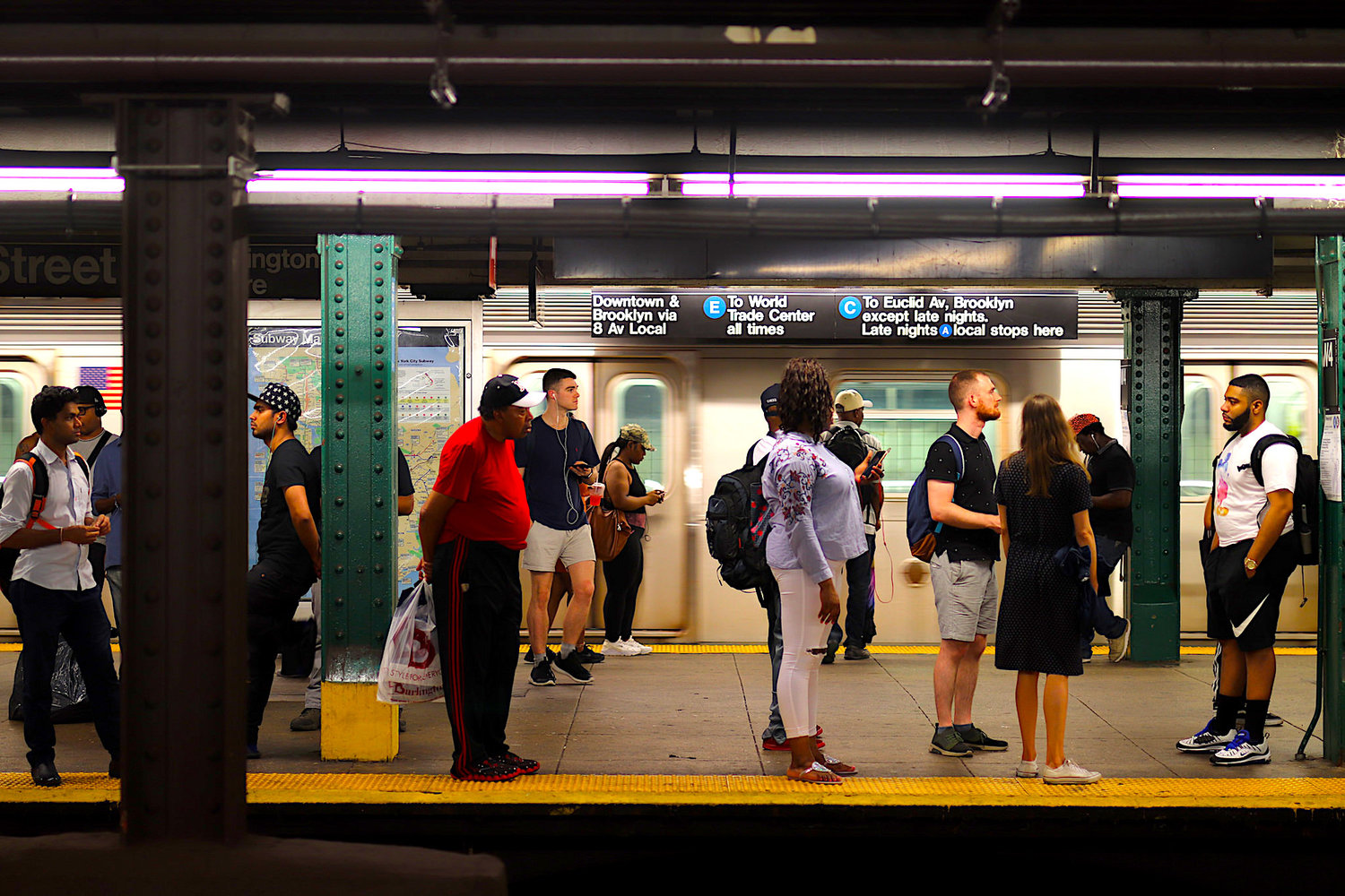 Expect Delays On The 4, 5, D, N, and Q Lines This Weekend