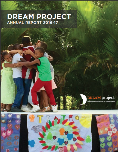 2016-17 Annual Report English, Spanish