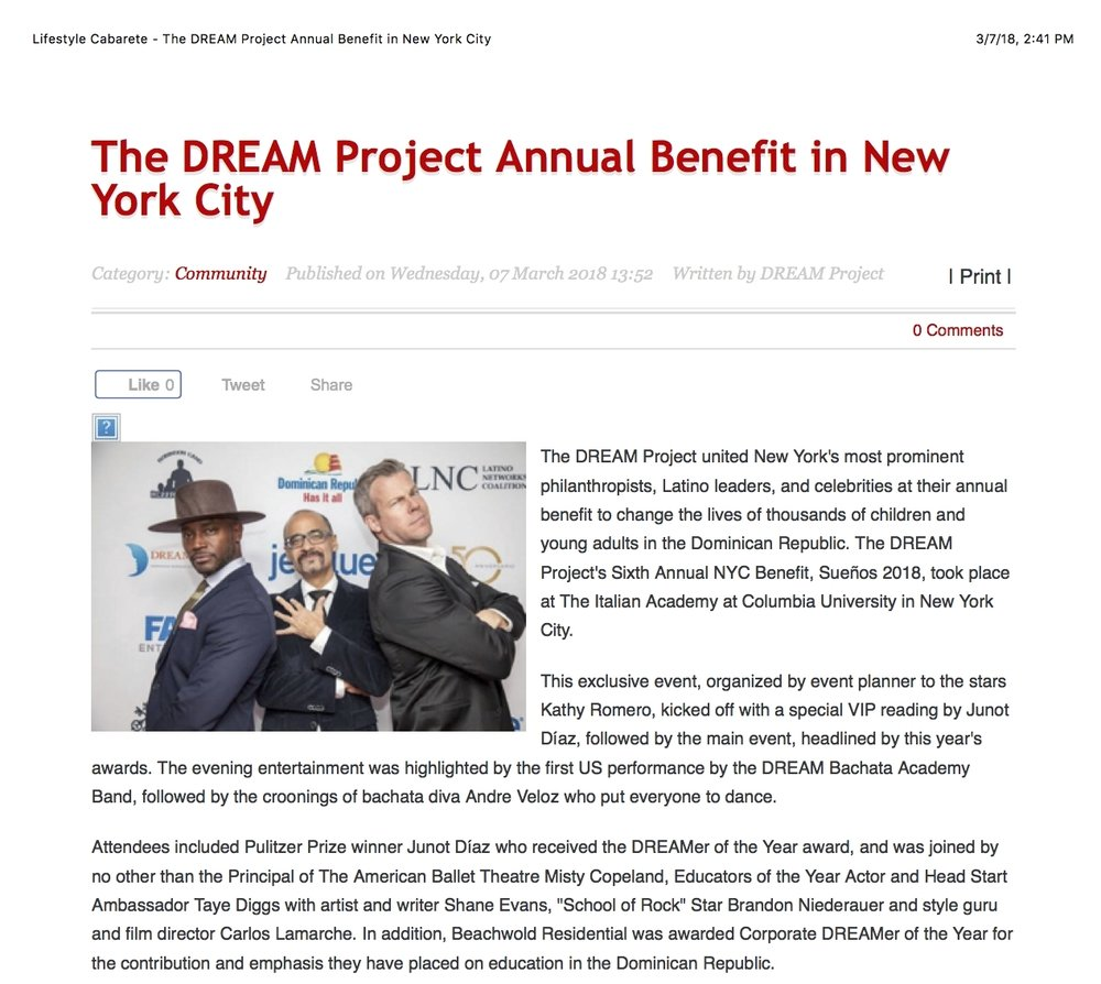 Lifestyle Cabarete - The DREAM Project Annual Benefit in New York City.jpg