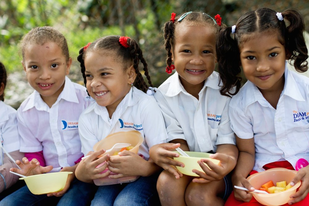Why early childhood education?   Starting from the earliest stage offers young learners their best chance to escape a life of poverty.   Learn more    Donate