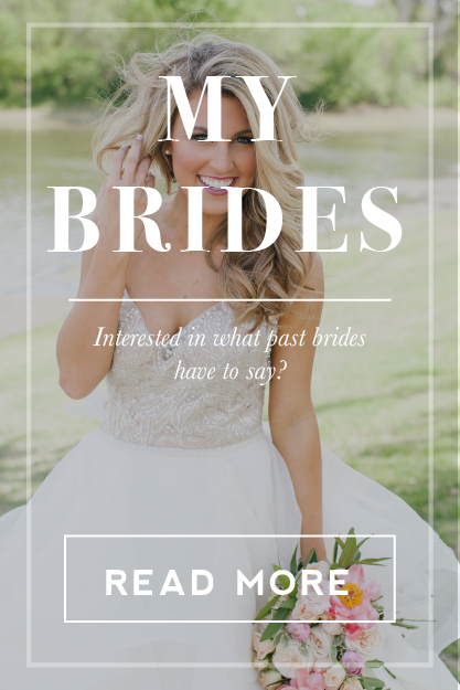 Bliss OKC Bride Testimonials