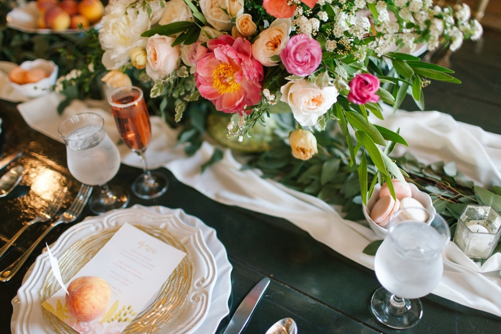 Floral by  Southwind Hills , Stationery by  Frameworthy Designs , Tabletop by  Tulips Home