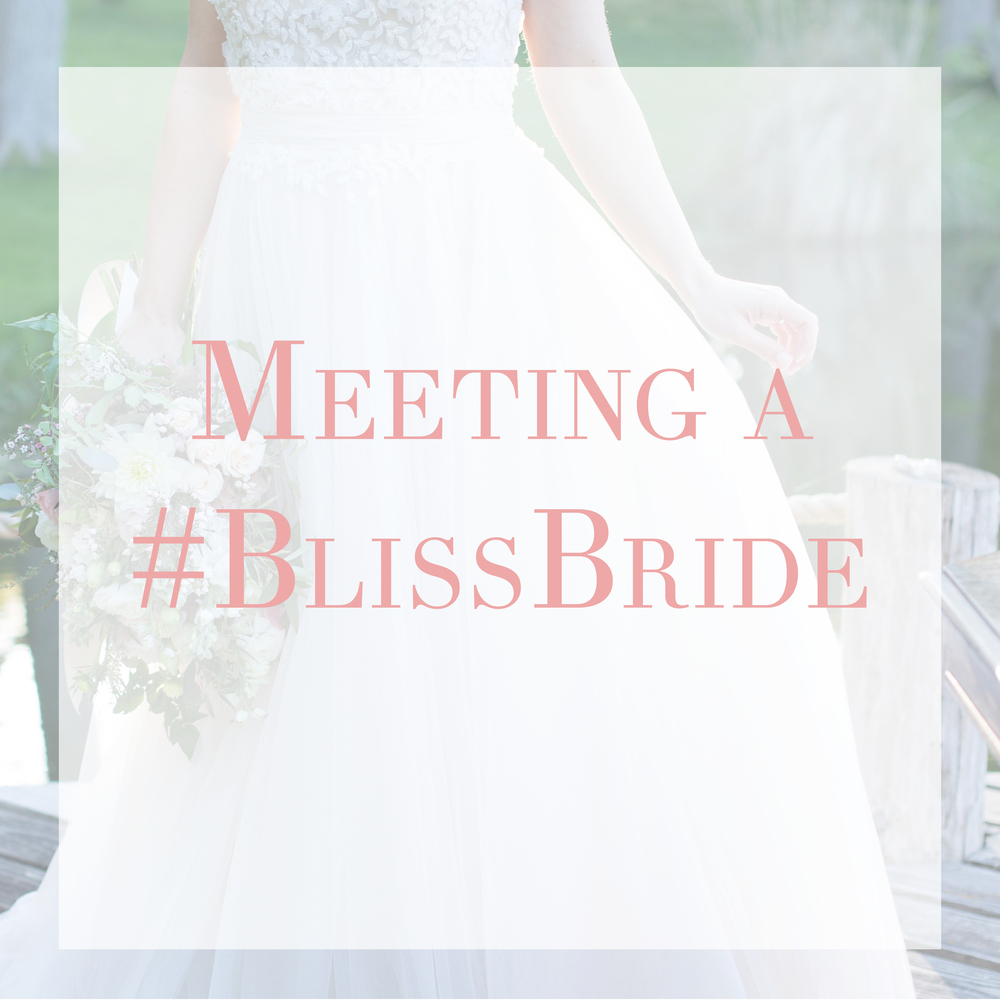 Bliss Celebration + Design | #BlissBride