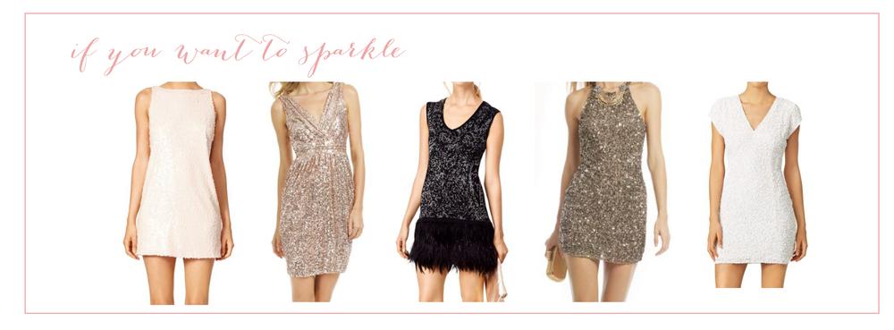 Outfit Links in order:  Jay Godfrey ,  Badgley Mischka ,  Nanette Lepore ,  Parker ,  Parker