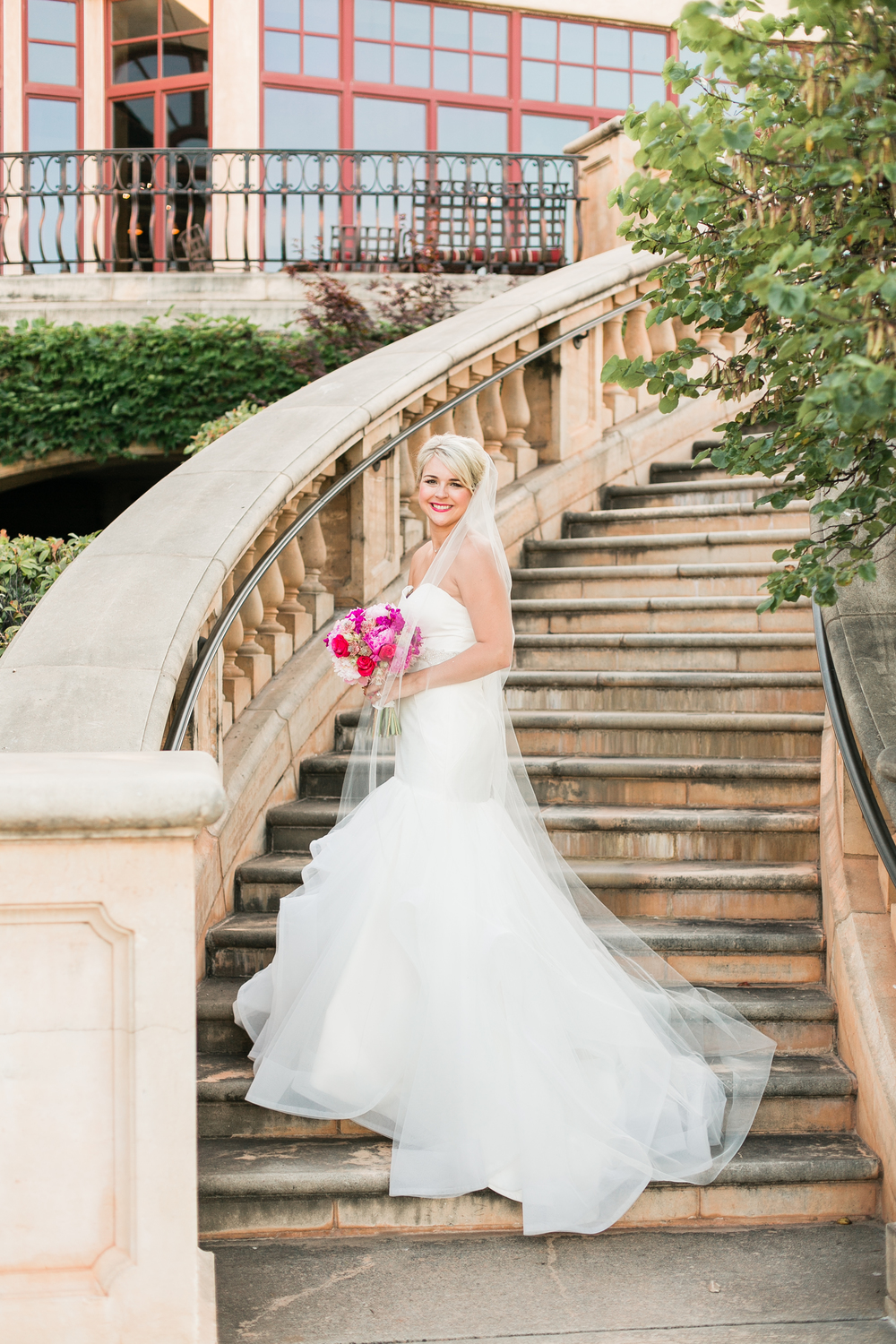 Bliss OKC | Aubrey Marie Photography | Tony Foss Flowers | Gaillardia Country Club | Bridal Portrait
