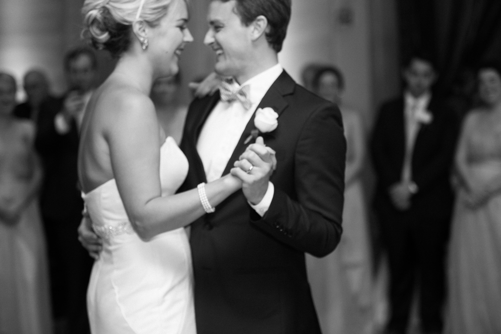 Bliss OKC   Aubrey Marie Photography   First Dance   Bride and Groom