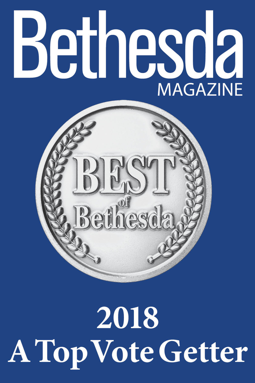 Bistro Lazeez is a Top Vote Getter for Bethesda Magazine's Best Mediterranean/ Middle Eastern Restaurant!