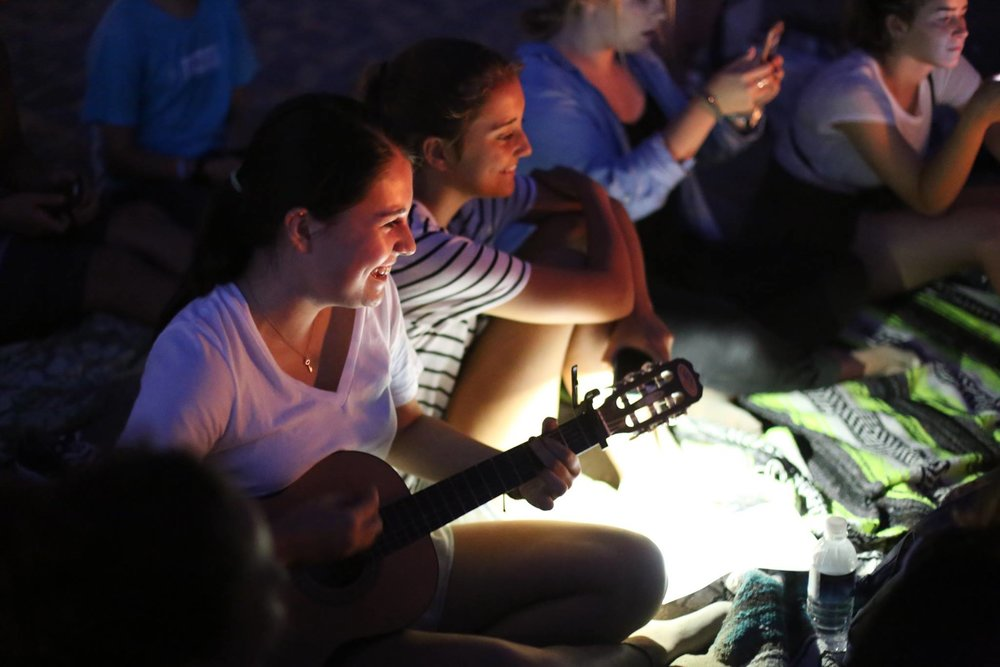 Student Ministries Movie Night