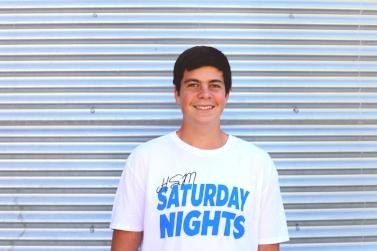 STUDENT LEADER  :: Zach Lyons