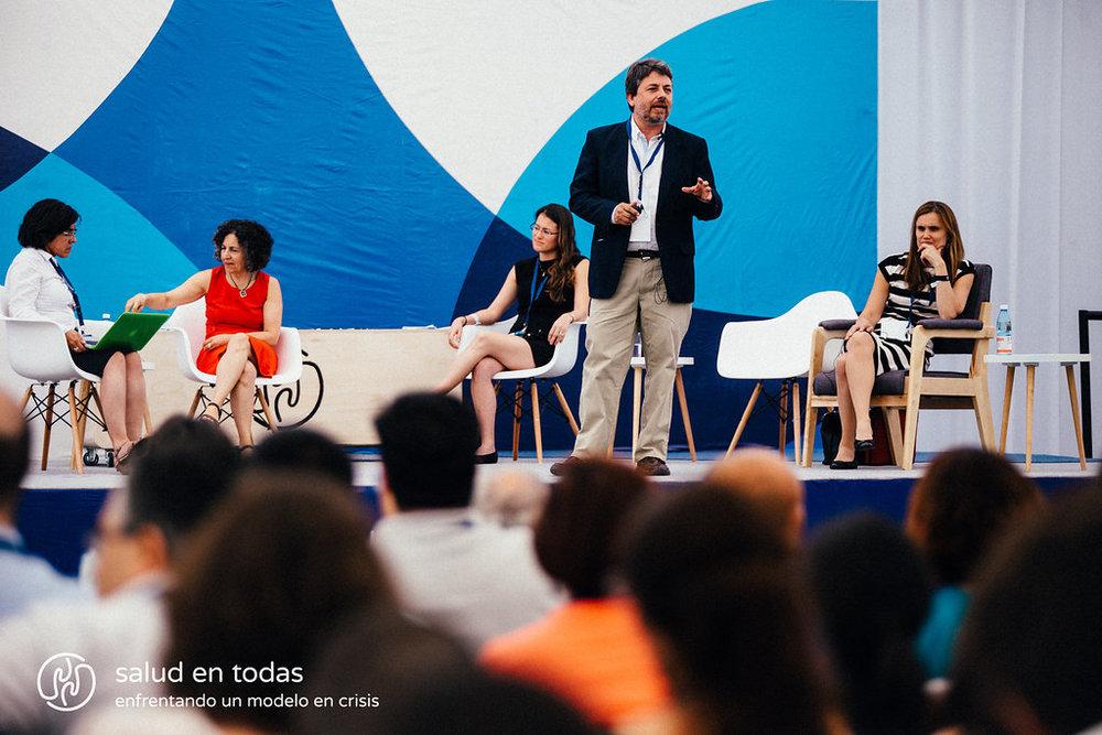 Presentación Christian González