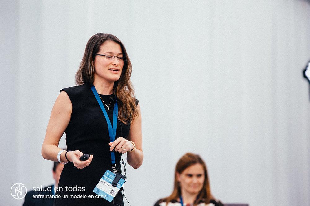 Presentación Ana María Mora