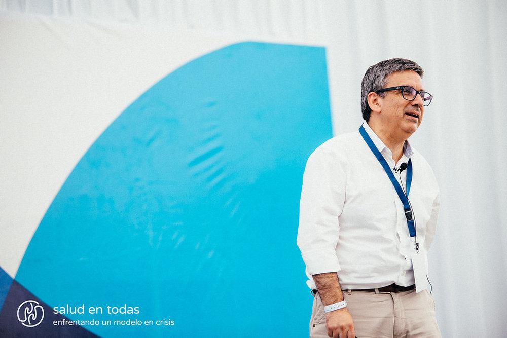 Presentación Juan Ilabaca