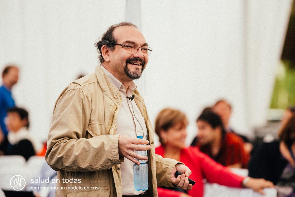 Presentación Mario Parada