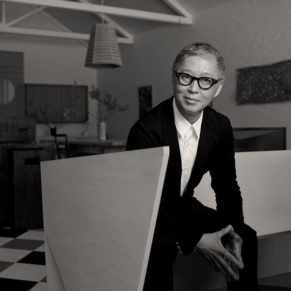 KHAI LIEW, FURNITURE DESIGNER<p>Sydney</p>