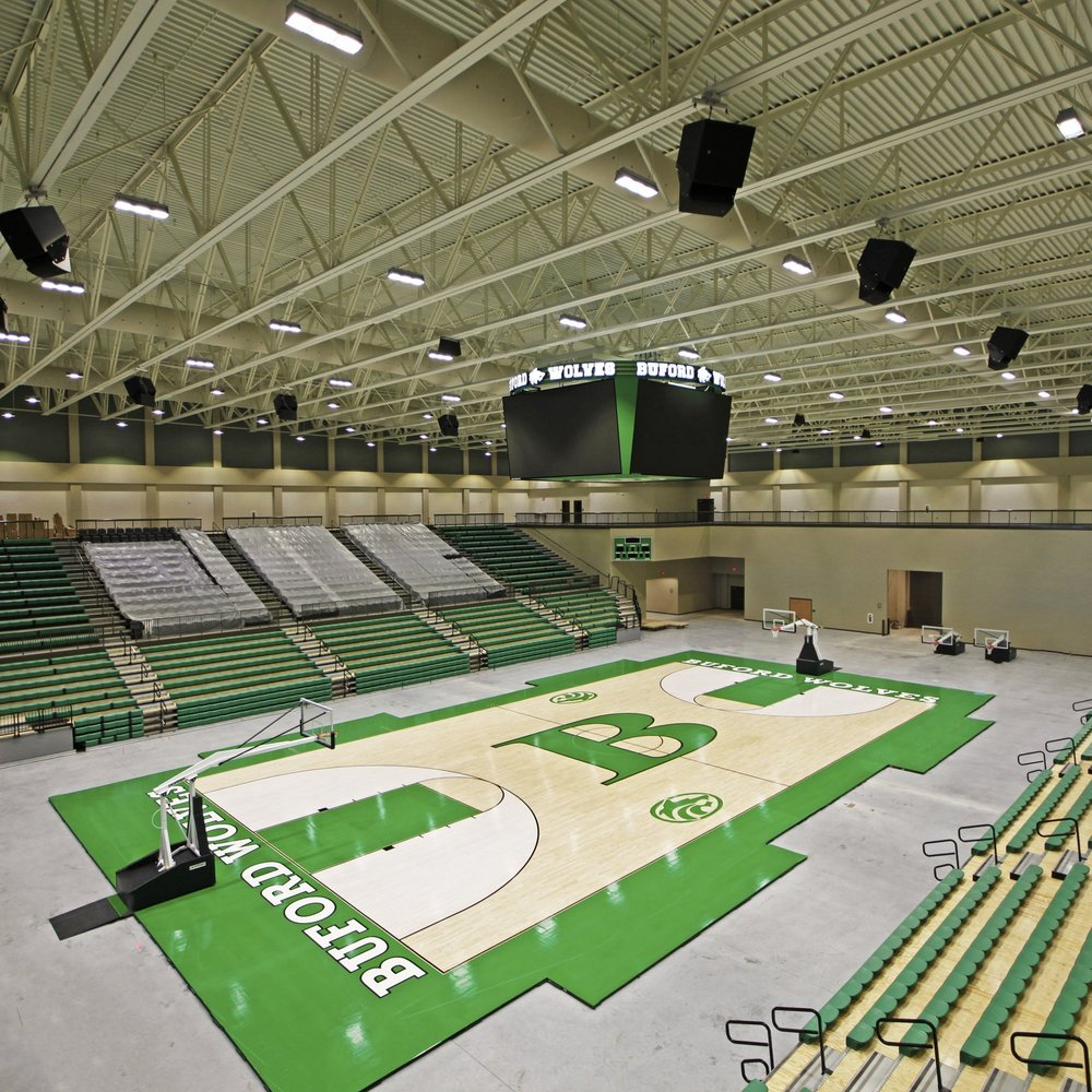 Buford City Schools Multipurpose Facility -