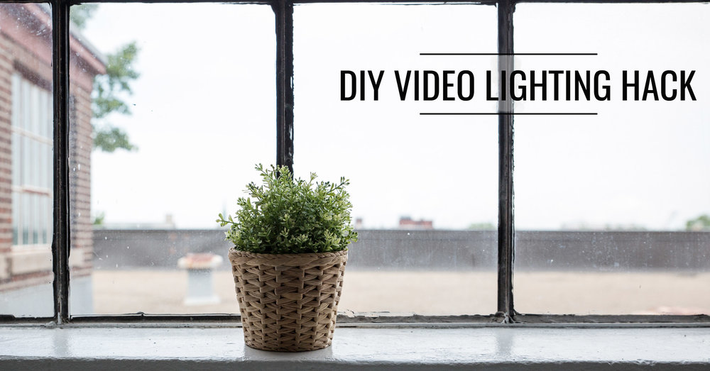 Lighting tips for doing your own business videos
