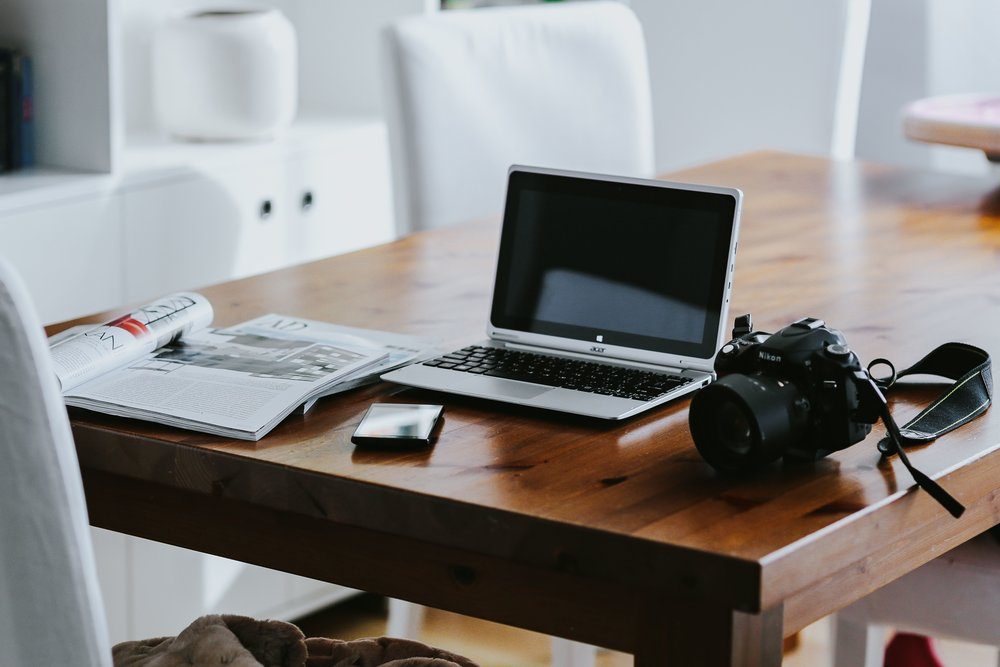 How to get your video footage to a video editor.