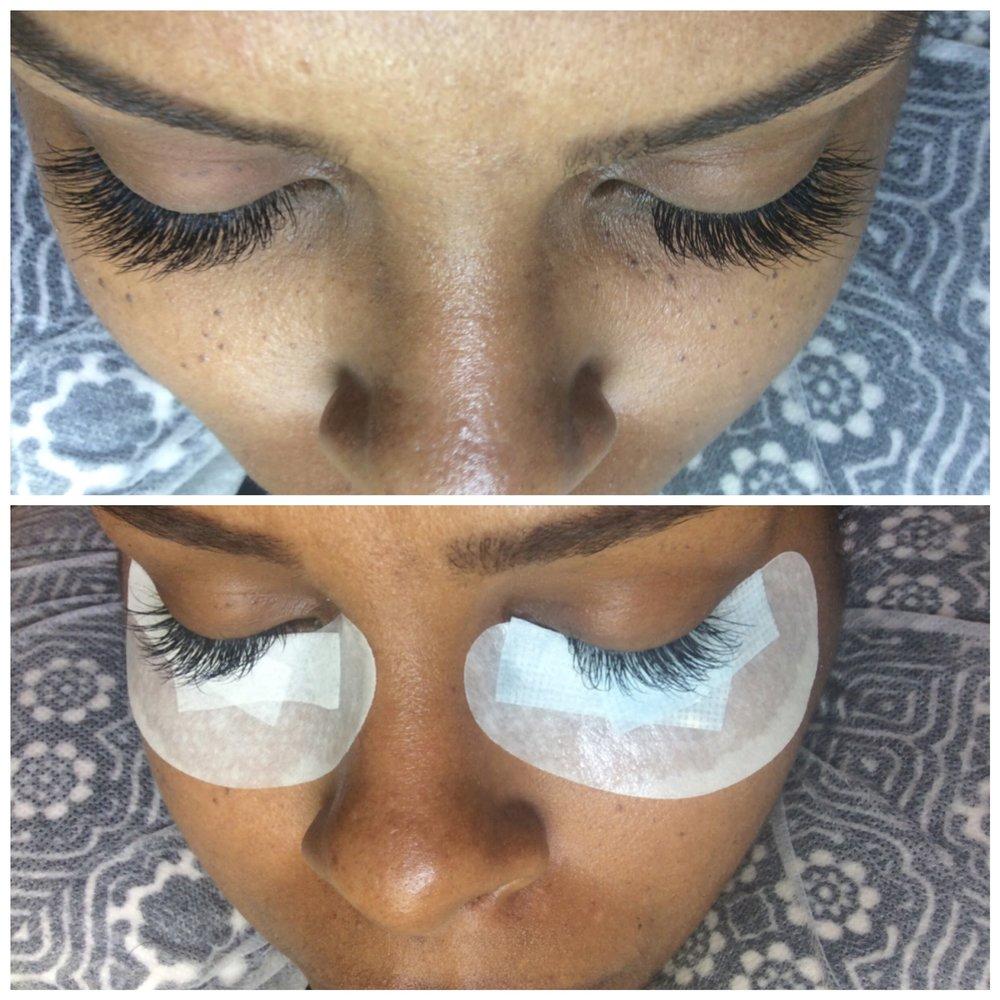 eyelash extensions white plains eyebrow shaping