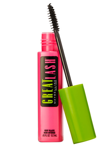 Maybelline Great Lash Mascara (water-based)