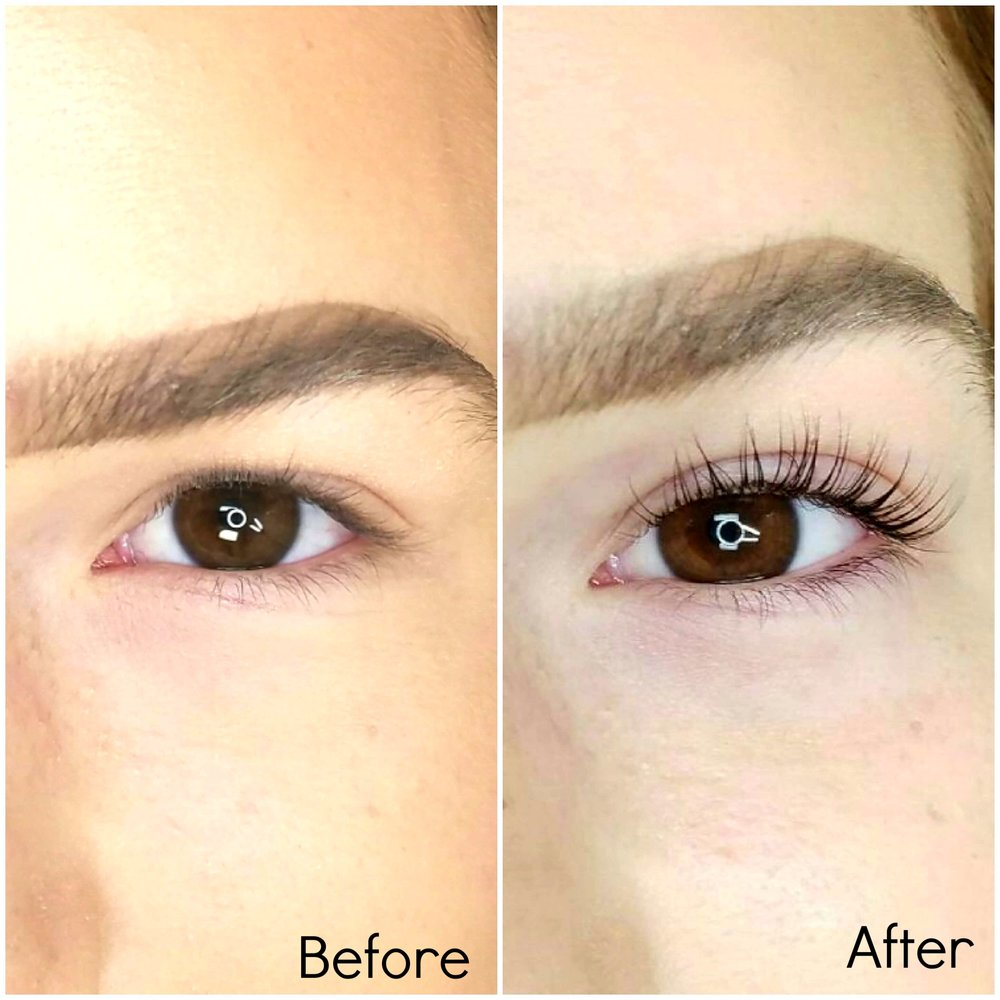 lash lift and tint white plains Ny