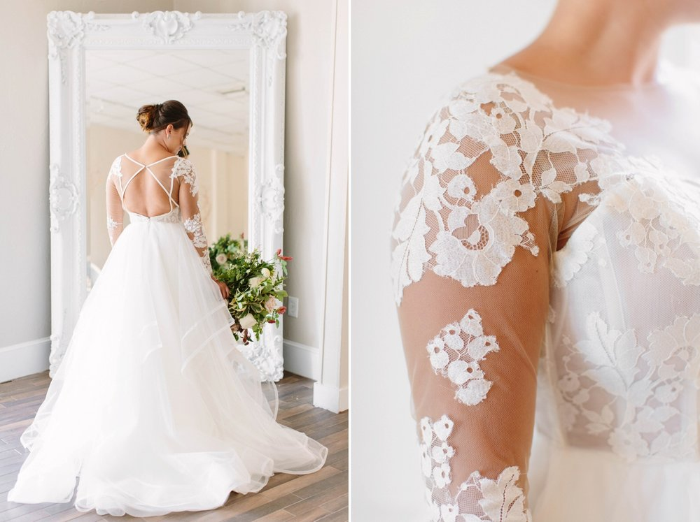 Hayley Paige gown from The White Magnolia