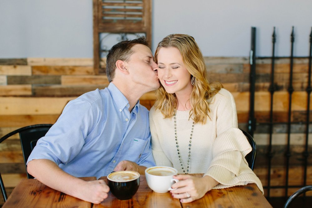 jacksonville-coffee-shop-engagement-session