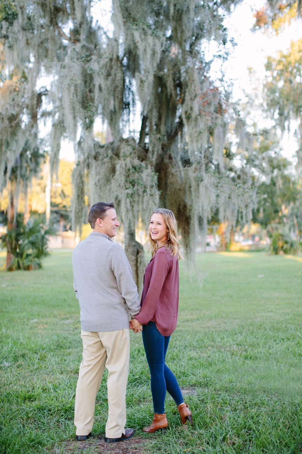 tuscawilla-park-ocala-engagement-session