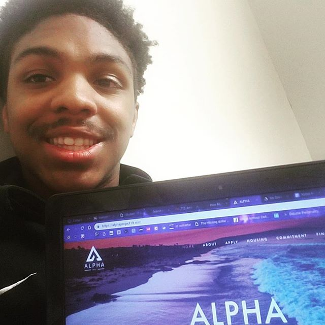 @kdzy3 got his commitment form in at the nick of time. He's looking forward to maximizing his summer by starting well! Don't miss out, join him and all the others who have already committed. @ncat_co #alphaproject #ap2019 #aggies