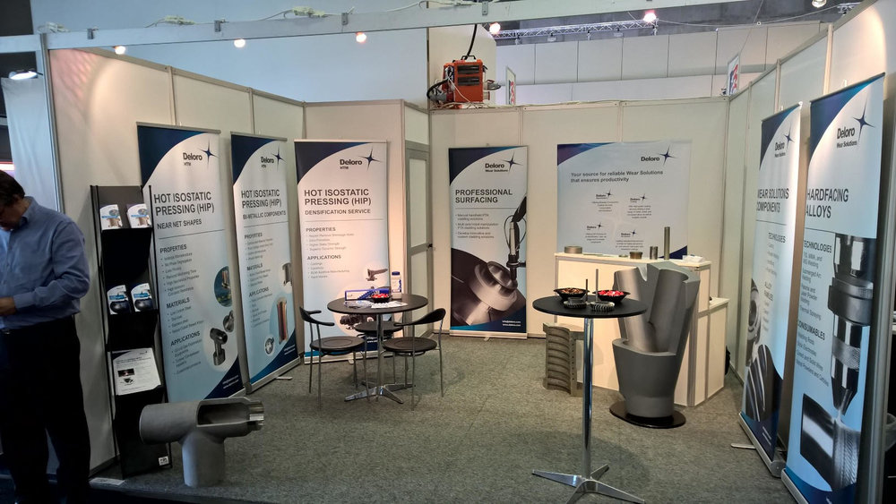 Here is a photo of our recent booth at the ONS Exhibition at Stavanger Norway.
