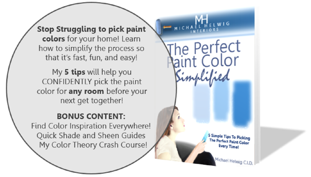 Hereu0027s My Tried And True Guide For Picking The Right Wall Color. U201cThe  Perfect