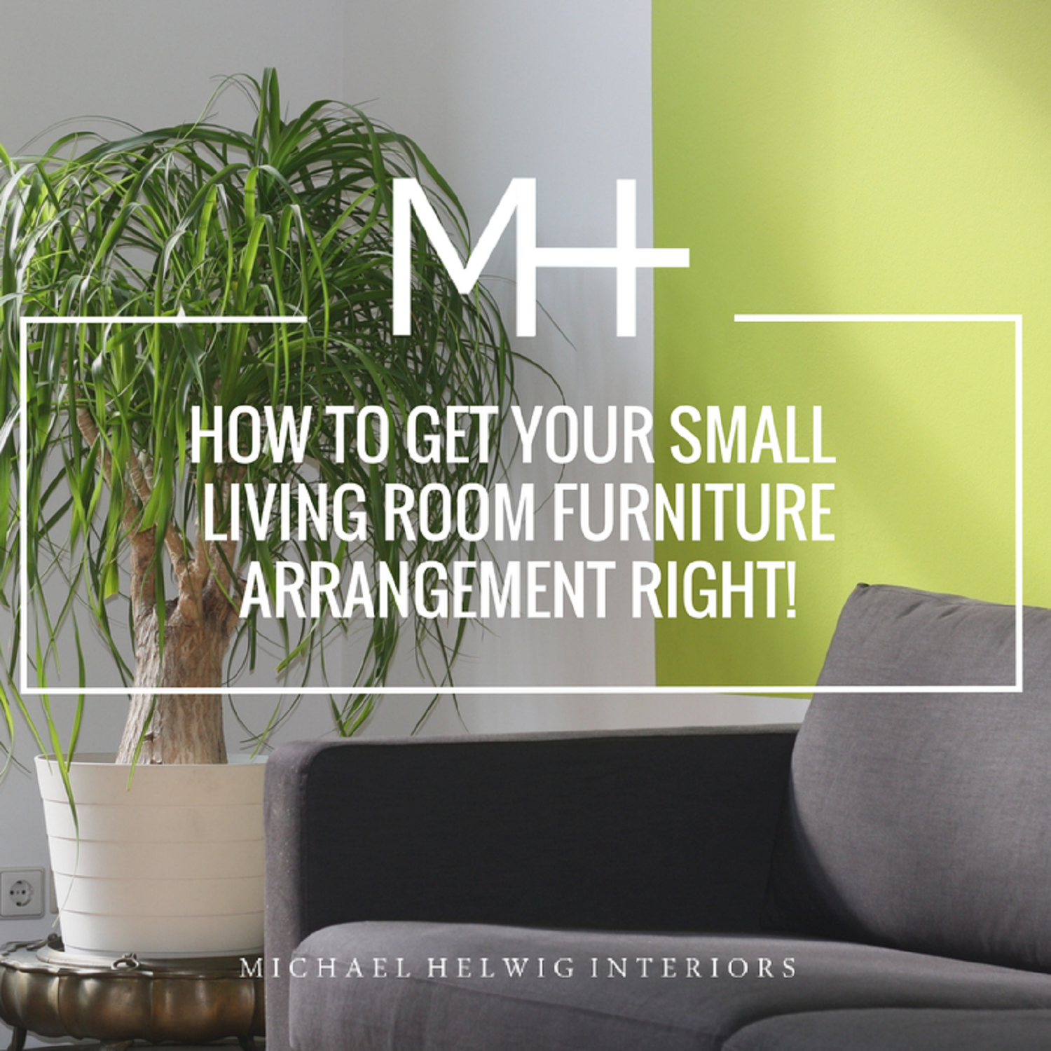 How To Get Your Small Living Room Furniture Arrangement ...