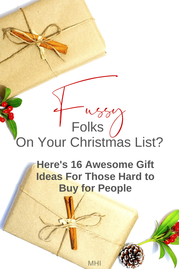 Fussy Folks on Your Christmas List? Here\u0027s 16 Awesome Gift