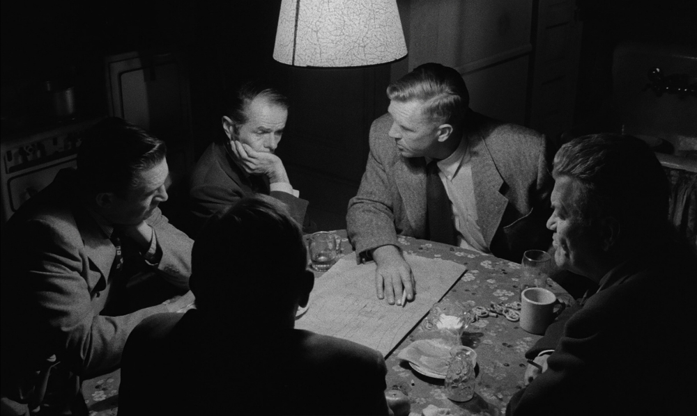 The mastermind, played by Sterling Hayden, behind The Killing