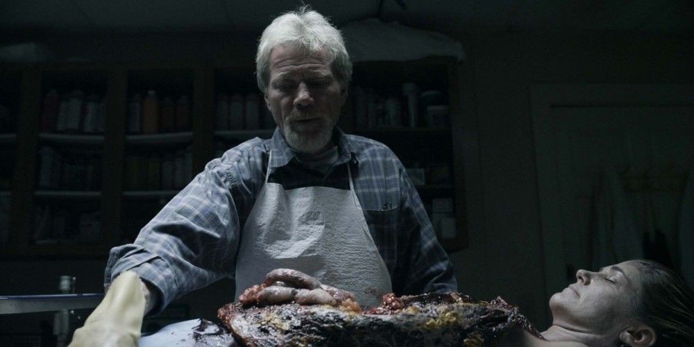 Michael Parks as Doc Barrow in We Are What We Are