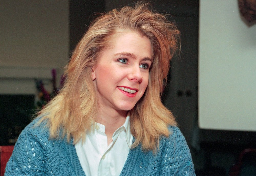 Tonya Harding, photo courtesy AP.