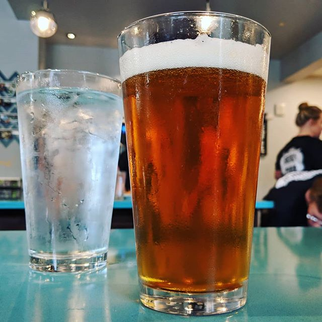 Good morning!  #beerthirty #ipa #instabeer #breakfast #beer #goodmorning #madison #getaway #weekend #saturday #brunch