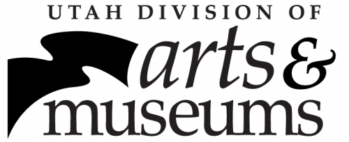 Funding for the window display projects is provided by the Utah Division of Arts & Museums' Random Acts of Art grant.