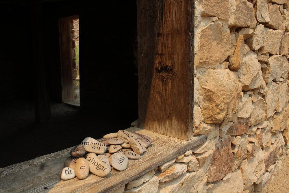 Word Cache #2: Stone Cabin