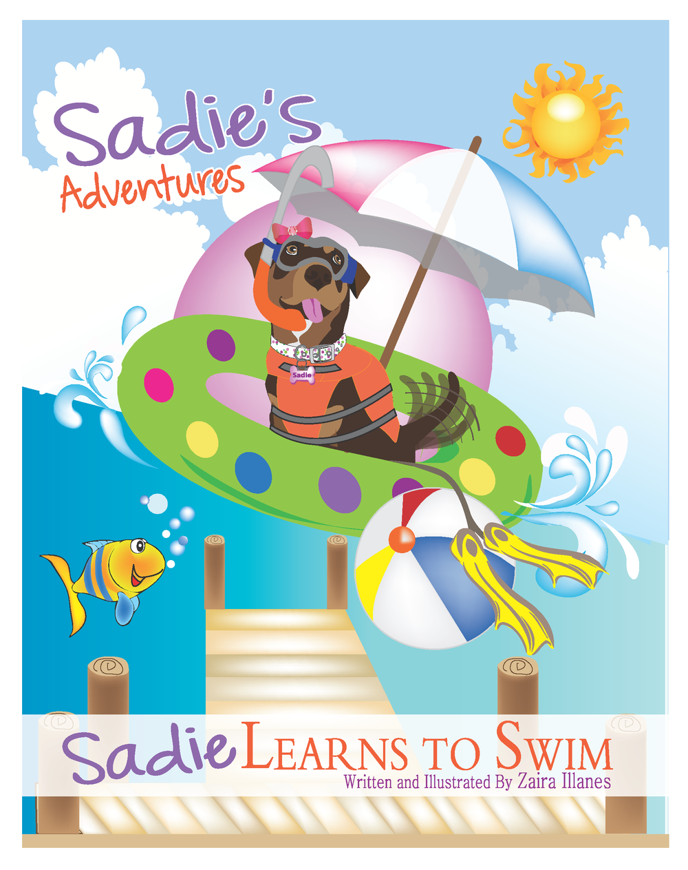 Sadie's Adventures cover art