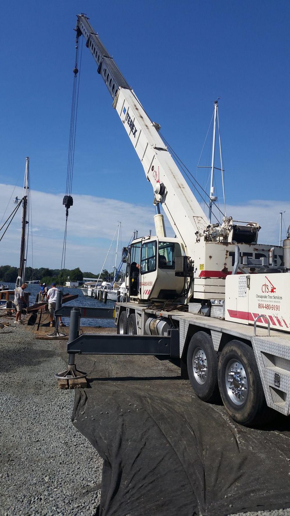 Crane Rental