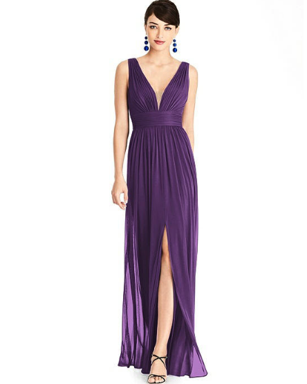 Alfred Sung Style D745 - $236https://dessy.com/dresses/bridesmaid/alfred-sung-style-d745/?colorid=465#.W053hNhKiV4