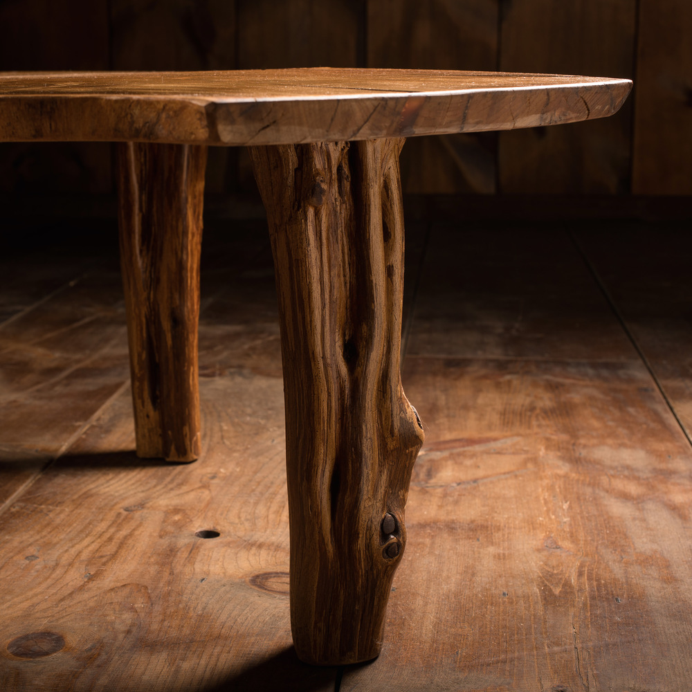English Elm Coffee Table
