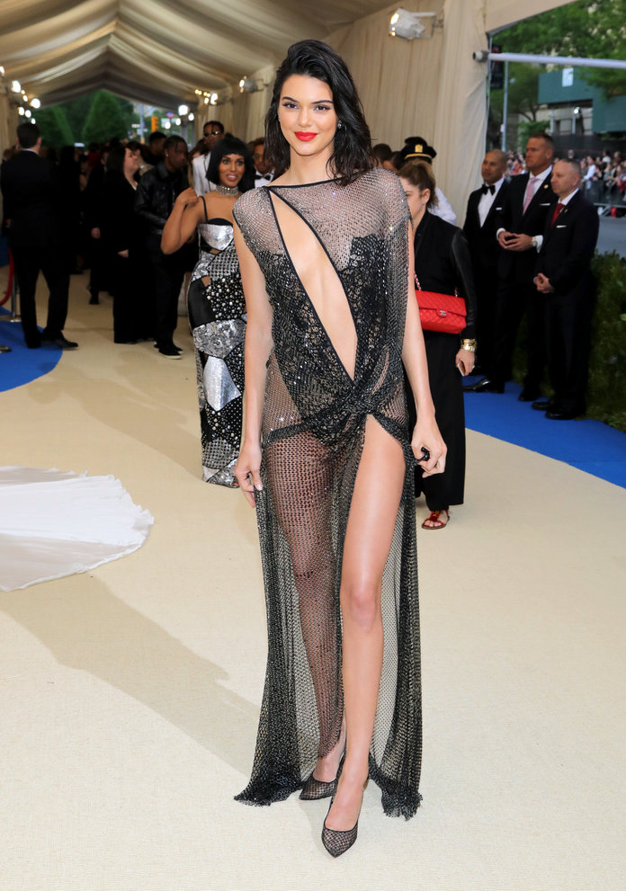 Kendall Jenner in La Perla Dress