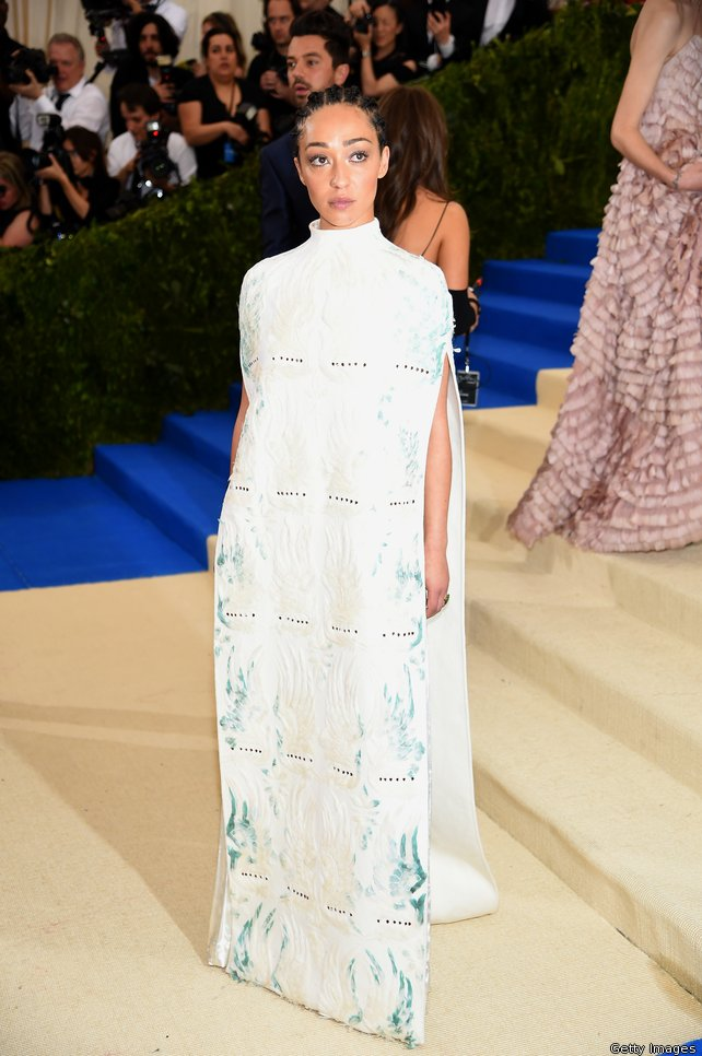 Ruth Negga in Valentino Haute Couture Dress