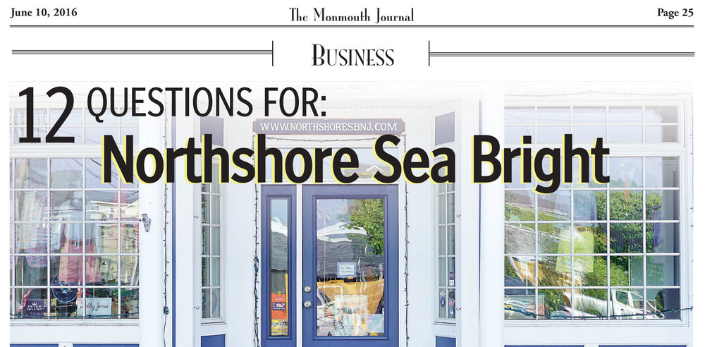 The Monmouth Journal - 12 Questions