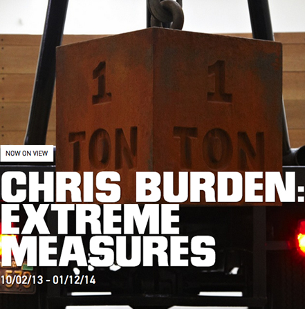 Chris Burden Extreme Measures - NEWS.jpg